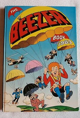 * Near Mint* 1983 The Beezer Book - Unclipped & Unmarked
