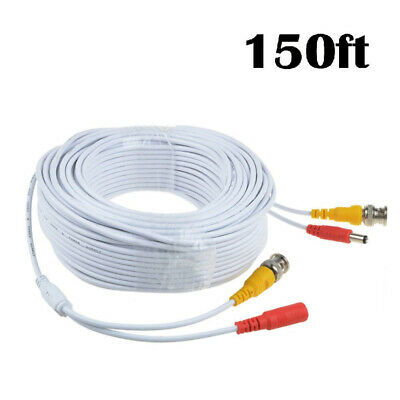 STS-FHDC150-150ft Premium 1080p HD BNC Video Cable Set of 4
