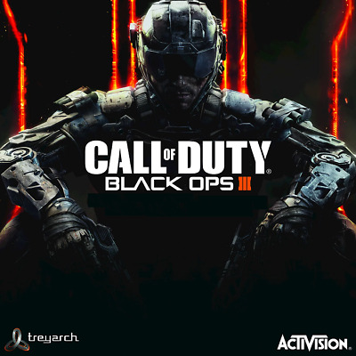 Call of Duty Black Ops III 3 Steam Key PC COD Region Free worldwide