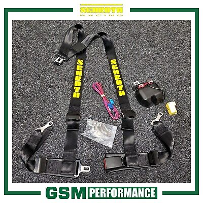 Schroth Asm Autocontrol Ii Harness Belt