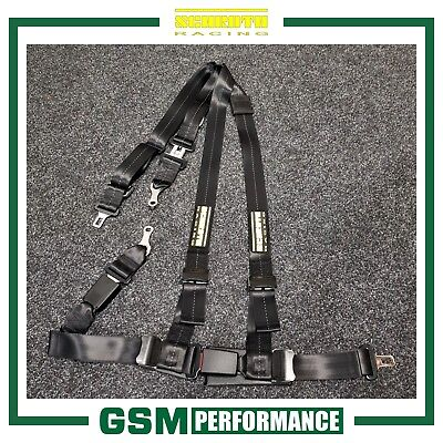Schroth Vw/Audi/Seat/Skoda Quickfit Asm Harness Belt
