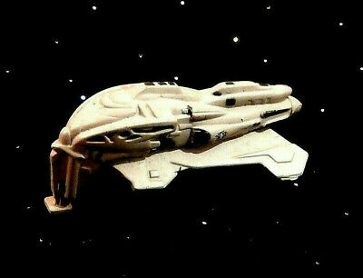 STAR TREK Micro Machines - KAZON RAIDER - spaceship model Voyager