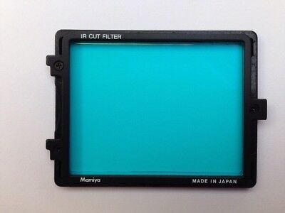 Mamiya ZD Back IR Cut Filter - YB401