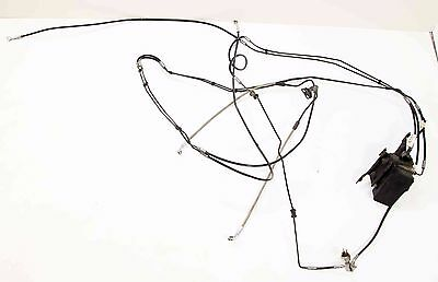 ! 2014 VICTORY CROSS COUNTRY OEM Brake Lines Hose Front Rear ABS Module