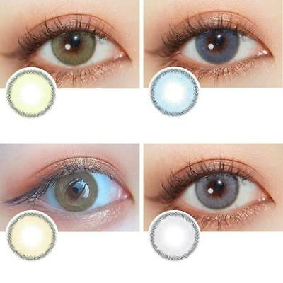 Multicolor Beauty Contact lens lenses Kawaii lenses for eyes,yearly use