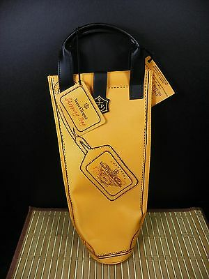 VCP Veuve Clicquot Champagne Shopping Bag French Brut