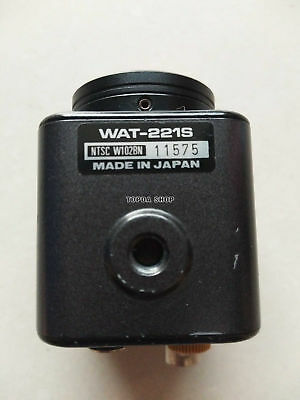 1PC Watec WAT-221S Low light 500 line CCD industrial camera#SS