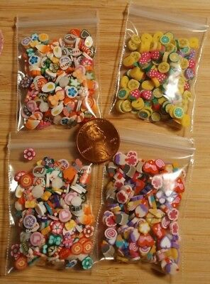 Miniature 4Bags Assorted cookies, Food & Fruit Slices Dollhouse1:12 TODAY $7.99!