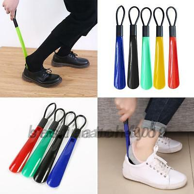 Easy Reach Shoes Remover Shoehorn Extra Long Shoe Horn Handled Aid-Slip