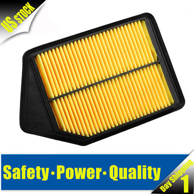 New Engine Air Filter Cleaner for 13-17 Honda Accord & 15-19 Acura TLX L4 2.4L