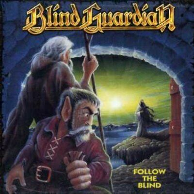 BLIND GUARDIAN-Follow The Blind CD NEW