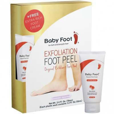 Baby Foot Exfoliation Foot Peel Gift Set