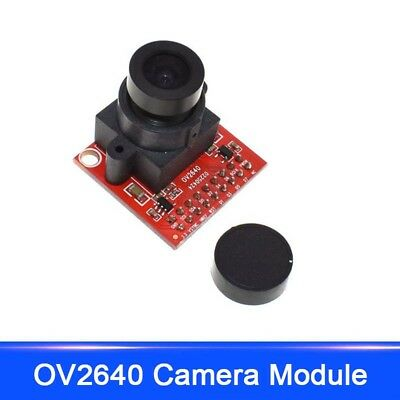 OV2640 2.0MP Red Camera Shield Module Mini DIY Board for Arduino UNO