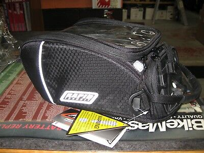 Rapid Transit 859-5030 Recon Magnetic Sport Tank Bag Wind And Water Resistant
