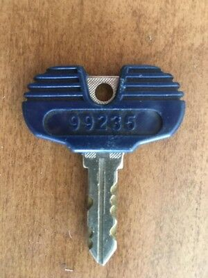 Oem Pachislo Slot Machine Electrocoin Door Key # 99235