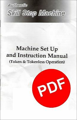 Pachislo Skill Stop Slot Machine Manual Great Information PDF Format