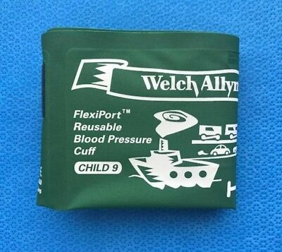 Welch Allyn Reusable BP Cuff CHILD Size 9 Blood Pressure # REUSE-9
