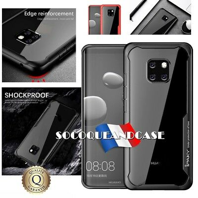Etui protection antichoc Housse Premium Qualité IPAKY case Huawei Mate 20 & pro