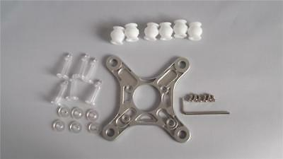 DJI Phantom 3 SE ONLY Gimbal Camera Mounting Plate with Rubbers and Lock Pins