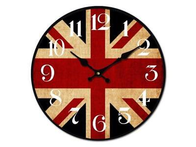 Wall Clock - Union Jack