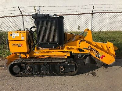 2017 Carlton 7015TRX Stump Grinder