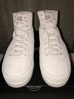 sneakers for cheap b1212 05853 Air Jordan 2 II Retro Decon Sail Beige 897521 100 Sz 14