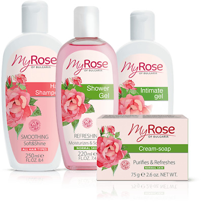 Rose Water/Organic Pure Rose Floral Water/ 220ml