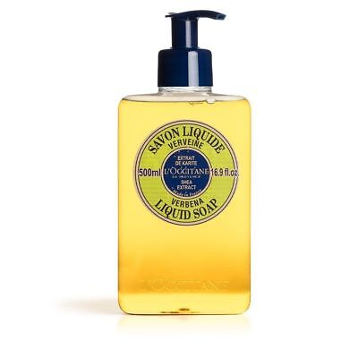 L'OCCITANE - Verbena Shea Butter Liquid Soap - 500ml