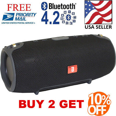 Brand New! Xtreme Portable Bluetooth Speaker Style New 1-3 Day Shipping