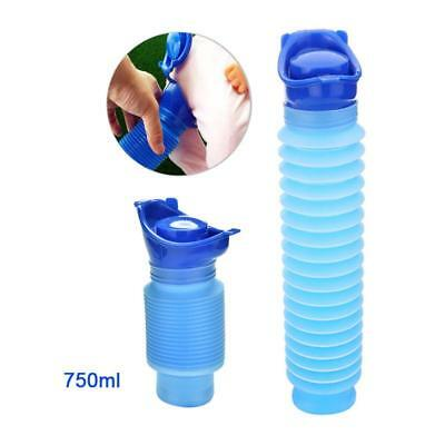 Children Boys Adult Reusable Portable Camping Car Travel Pee Urinal Toilet 750ml