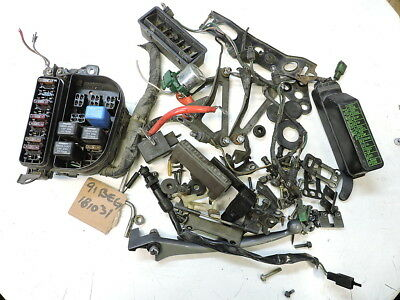 Honda Goldwing Gl 1500 Gl1500 Parts Lot Spare Parts Package Deal Bolt Relay