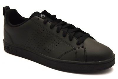 huge discount 7cb5c 65335 ADIDAS ADVANTAGE CL F99253 NERO Sneakers Scarpe Ginnastica Originals Moda  Uomo