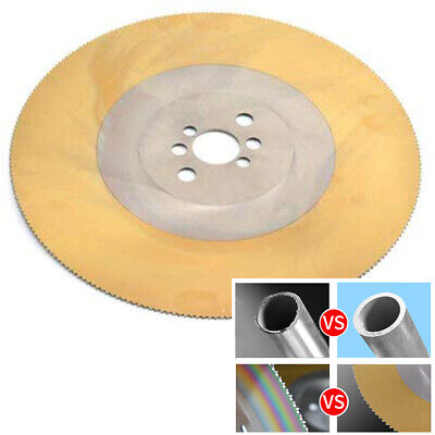 """11"""" HSS Circular Saw Blade Cutting Disc for Cut Stainless Steel Pipe 275x2x32mm"""