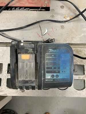 MAKITA DC18RC 18V 18 Volt Lithium ion Charger for BL1830 Bl1840 Bl1850 DC18RC