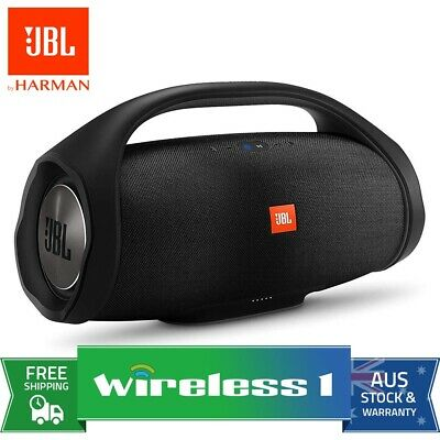 JBL Boombox Portable Wireless Bluetooth Speaker - Black
