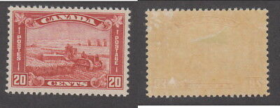 Mint Canada 20 Cent KGV Arch Stamp #175 (Lot #14463)
