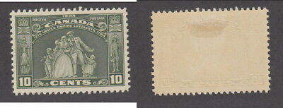 Mint Canada 10 Cent Loyalists Stamp #209 (Lot #14484)