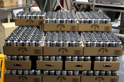 The Alchemist Heady Topper 4 Pack 16 Oz. Cans- Fast Priority Shipping