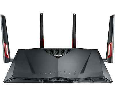 Asus RT-AC88U AC3100 3100Mbps Dual Band WiFi Wireless MU-MIMO Gigabit Router AF