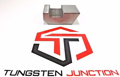 Tungsten Stringer Notched Bucking Bar 1.20 Lbs Free Shipping