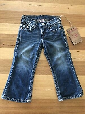 BNWT True Religion Kids Billy Jeans. Were $249, NOW $99!!