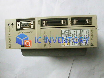 1PC New YASKAWA SERVOPACK SGDA-04AS #RS01