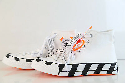 ceaaee713d555f Converse X Off-White Virgil Abloh Chuck Taylor CT All-Star Part 2 163862C