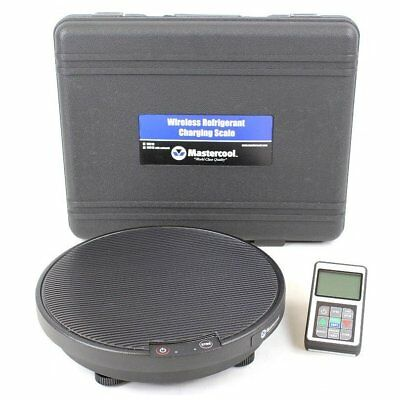 Mastercool Wireless Refrigerant Scale, 98310