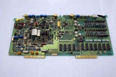 HP Agilent 8160A Programmable Pulse Generator PCB Card Assembly 08160-66540