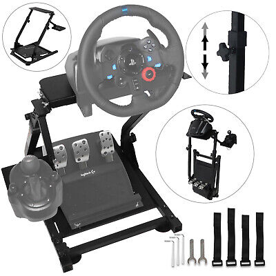 Racing Simulator Steering Wheel Stand Logitech G29 Platform T500RS Thrustmaster