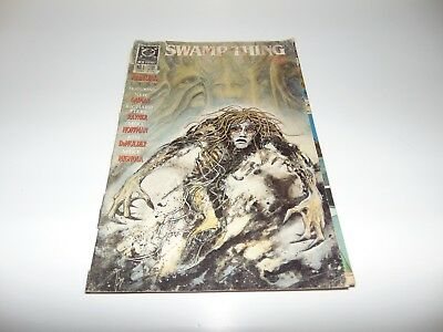 Swamp Thing DC Comics New Format Comic Book No 5 Annual 1989