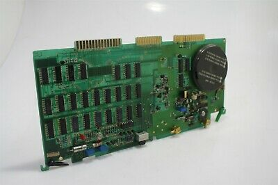 HP Agilent 8160A Programmable Pulse Generator PCB Card Assembly 08160-66550