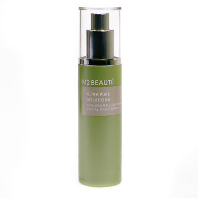 M2 Beaute Ultra Pure Solutions 75ml Hyaluron & Collagen Facial Nano Spray