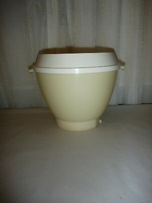 Kenwood Chef Bowl Kenlyte  With Splash Guard Vintage Chef  A701   A901 A703C